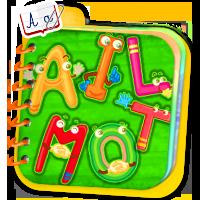 Nauka literek - naucz dziecko alfabetu razem z nam