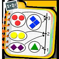 Zbiory dla dzieci - ćwiczenia matematyczne - Zdoby