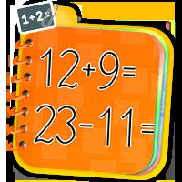 Działania matematyczne klasa 2 - ćwiczenia matemat