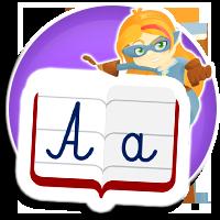 Alfabet i inne ćwiczenia - edukacja online - Zdoby