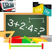 Klasa 3 gry matematyczne