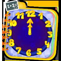 Zadania z zegara - matematyka da się lubić - Zdoby
