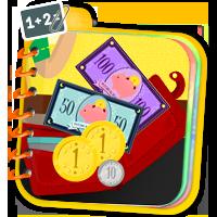 Liczenie pieniędzy dla dzieci - matematyka da się