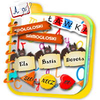 Głoska a litera - nauka i ćwiczenia z liter, głose