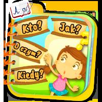 Części mowy -  Rzeczownik, czasownik i inne - quiz