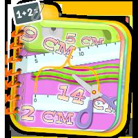 Mierzenie dla dzieci - ćwiczenia matematyczne - Zd