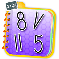 Nauka liczb dla dzieci - ćwiczenia matematyczne -