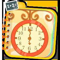 Ćwiczenia z zegara - quizy matematyczne - Zdobywcy