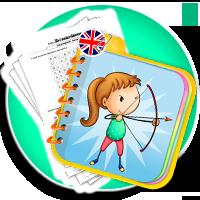 SPORT - Angielski - PDF do pobrania - Karty pracy Angielski
