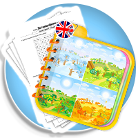 Zjawiska pogodowe po angielsku - WEATHER and SEASONS karty pracy - Karty pracy Angielski