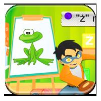 Wyrazy z ż niewymiennym - Jeż, czy żaba? - Zdobywc