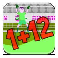 Matematyczne gry  - Dodaję na boisku - Zdobywcy Wi