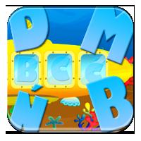 Kolejność alfabetu - Podwodny alfabet - ZdobywcyWi
