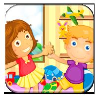 Gry edukacyjne dla dzieci - Jak posprzątać pokój?