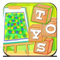 Zabawkowa rozsypanka