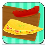 Piknik z hamburgerem