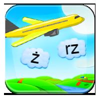 Zasady pisowni rz i ż dla dzieci - Udana podróż -