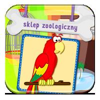 Nauka nazw zwierząt - Sklep zoologiczny - Zdobywcy