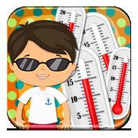 Jak odczytywać temperaturę - Mierzymy temperaturę