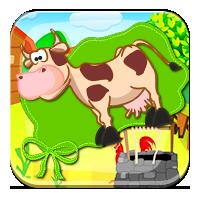Zwierzęta na wsi - W gospodarstwie - ZdobywcyWiedz