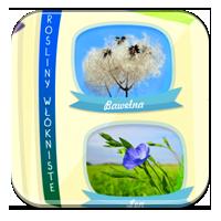 Rozpoznawanie roślin quiz - Włókniste i oleiste -