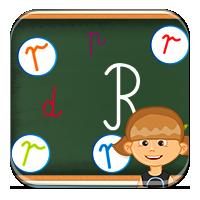 Małe i wielkie litery – Literkowa rozsypanka – Zdo