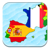 Państwa europejskie dla dzieci - Wycinanki - Zdoby