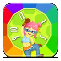 Nauka kalendarza dla dzieci - Drugi miesiąc, to ..