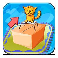 Przyimek dla dzieci - Kot uczy przyimków - Zdobywc