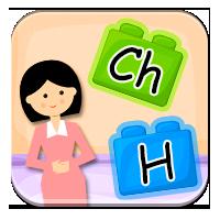 Ćwiczenia z ch i h - Łap litery! Ch - H - Zdobywcy