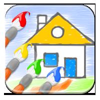 Układanie figur - Kolorowe koła i kwadraty - Zdoby