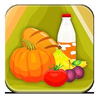Nauka zdrowego odżywiania - Piramida żywieniowa -