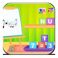 Zadania ortograficzne dla dzieci - Klocki ortograf