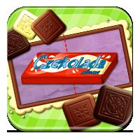 Przykłady symetrii - Jeszcze więcej czekolady - Zd
