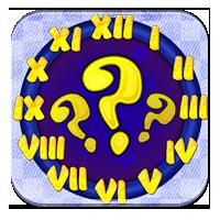 Zegar z liczbami rzymskimi - TIK TAK - Zdobywcy Wi