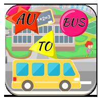 Dzielenie na sylaby - Autobusem do szkoły! - Zdoby