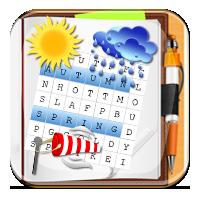 Notes na niepogodę