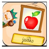 Polski alfabet dla dzieci - Jem zdrowo - Zdobywcy