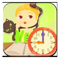 Zegar elektroniczny i tarczowy - Pora wstać - Zdob