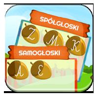 Spółgłoski i samogłoski dla dzieci - Samogłoska cz