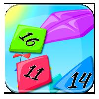 Gry dla dzieci liczenie - Latawiec z liczbami - Zd