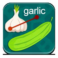 Notes z warzywami