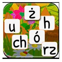 Ćwiczenia z ortografii - Zdania z luką. Mix ortogr