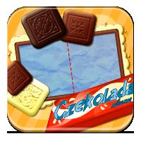 Symetria w geometrii - Symetryczna czekolada - Zdo