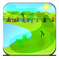 Polskie krajobrazy dla dzieci - Rozmaite krajobraz