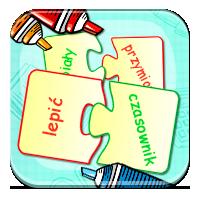 Części mowy rozpoznawanie - Jaka to część mowy - Z