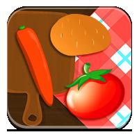 Piknik pełen warzyw