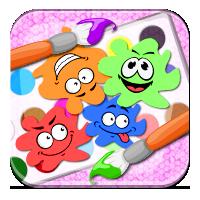 Puzzle uczą kolorów