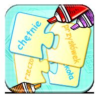 Przykłady przysłówków - Rozmaite puzzle - Zdobywcy