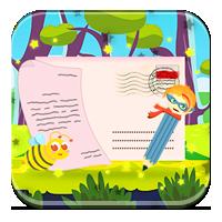 Jak napisać list? - List do pszczólki Mai - Zdobyw